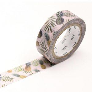 MT Masking Tape Pineapple